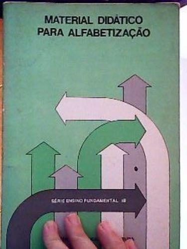 Material Didático Para A Alfabetização