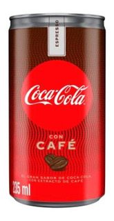 Refresco Coca Cola Con Café Lata 235 Ml