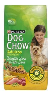 Alimento Dog Chow Vida Sana Digestión Sana perro adulto raza pequeña mix 21kg