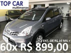Nissan Livina Xgear 1.8 Automatica - Parcelas De 899,00