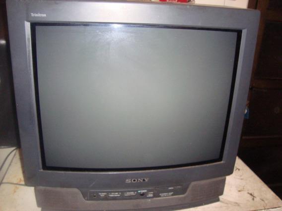 Tv Sony 21 Com Defeito