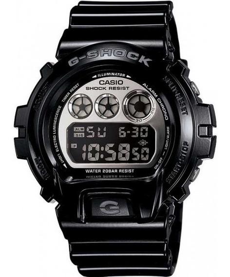 Relógio Casio G Shock Dw6900nb-1dr. N. Fiscal 100% Original.