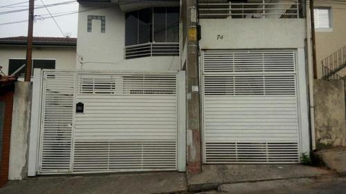 Sobrado / 130 M / 4 Dorm / Residencial - So0839