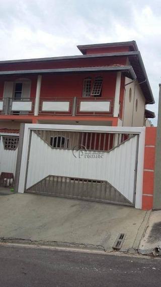 Sobrado Com 3 Dormitórios À Venda, 212 M² Por R$ 585.000 - Jardim Europa Ii - Indaiatuba/sp - So0258