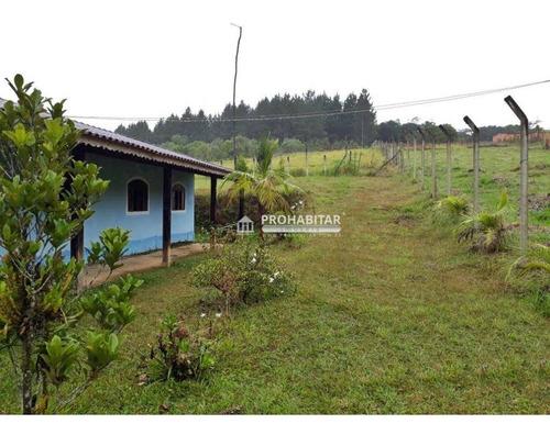 Chácara Rural À Venda, Engenheiro Marsilac, São Paulo - Ch0114. - Ch0114