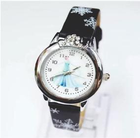 Relógios Frozen Princesas , Ben10 , Minions ,hello Kitty