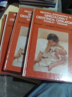 Libro Biblioteca Internacional De Ginecologia Y Obstetricia