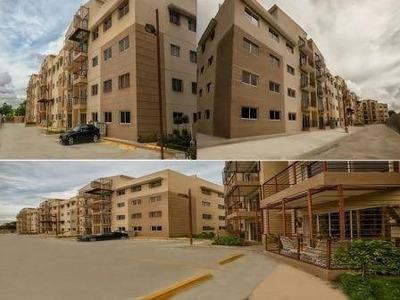 Apartamento De 112.97m2 En El Ensanche Isabelita, Santo D.