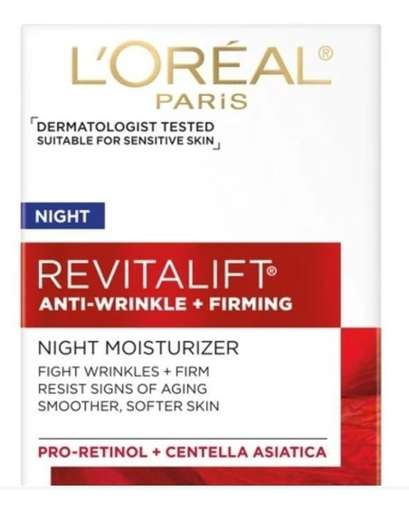 Revitalift Anti-wrinkle + Firming Night Pro Retinol 72g