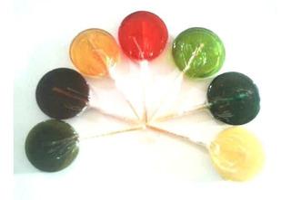 Chupeta De Varios Sabores,colores En Paquete De 36 Unidades