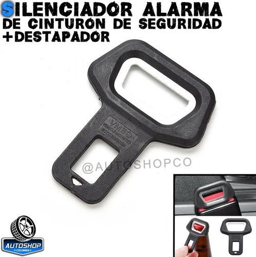 Silenciador Alarma Cinturon Seguridad Carro