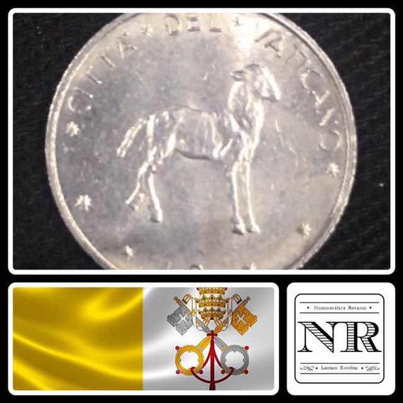 Vaticano - 2 Liras - Año 1974 - Papa Pablo Vi - Km# 117