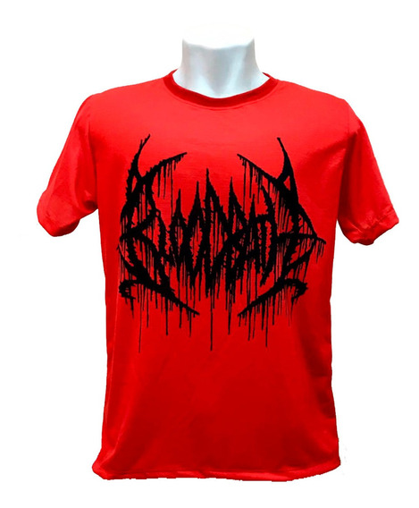 Camiseta Blood Bath (banda De Rock)