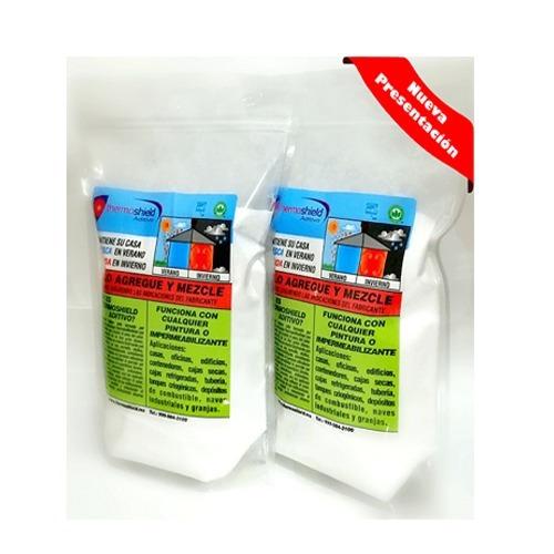 Adt19 Aditivo Aislante Térmico Para Impermeabilizante