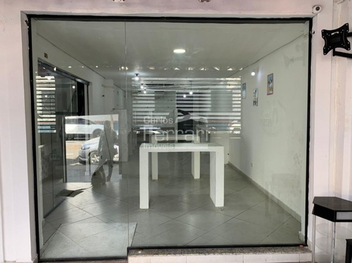 Imagem 1 de 9 de Ótimo Ponto Para Restaurante Lanchonete - Cf35259