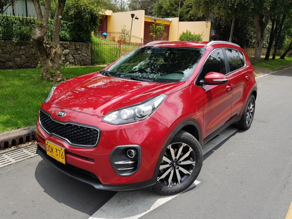 Kia Sportage Mt Unlimited Full Equipo