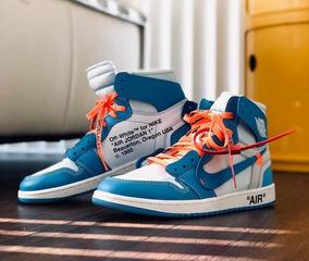 Zapatillas Importadas/ Nike Jordan Retro 1/ Para Hombre