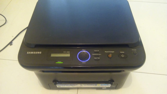 Multifuncional Laser Samsung Scx-4600 Resetada Toner Cheio!