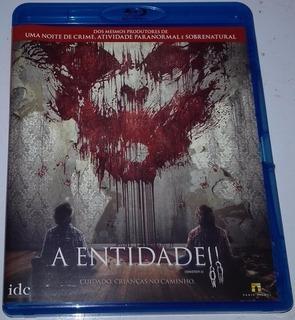 Blu-ray A Entidade 2 (original E Semi-novo)