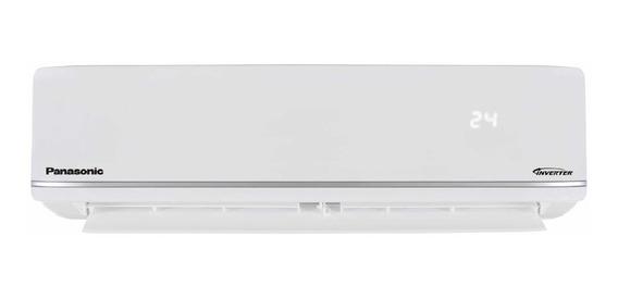 Aire Acondicionado Panasonic 12000btu 220v Inverter Blanco