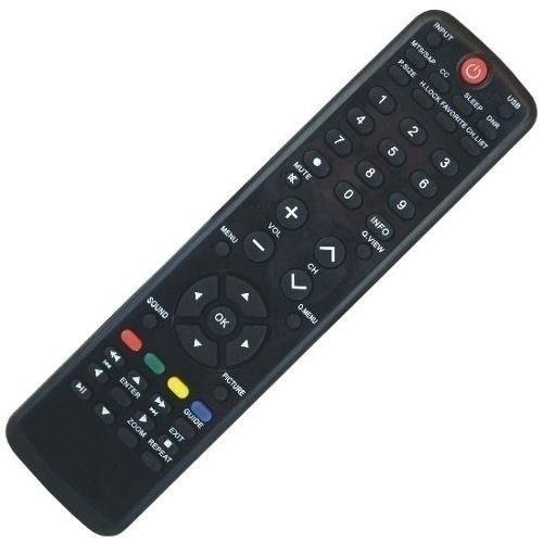 Controle Remoto Para Lcd E Led H-buster Htr-d19 Original