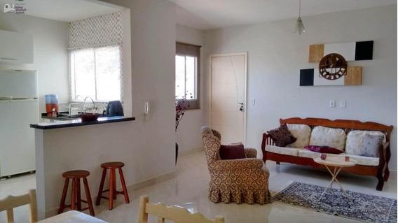 Apartamento Para Venda Em Atibaia, Jardim Alvinópolis, 2 Dormitórios, 1 Banheiro, 1 Vaga - Ap00009