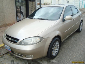Chevrolet Optra Lt Hb - Automatico