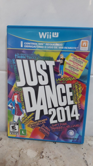 Jogo Just Dance 2014 Wii U