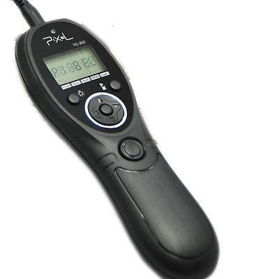 INTERVALOMETRO para Pentax K20D *ist K5 DS DS2 DL2 DL mando temporizador