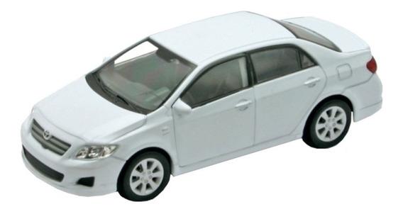 Auto Toyota Corolla 2009 Esc1:60 Coleccion Metal