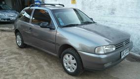 Volkswagen Gol Vw Gol 1.6 Nafta Inyeccion 1999