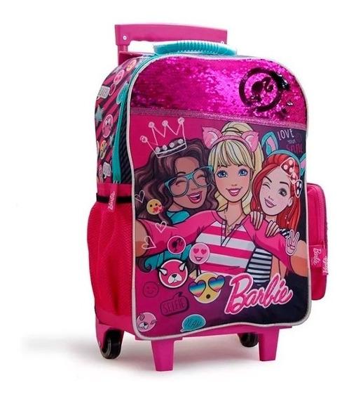 Mochila Con Carro Barbie Selfie 16792