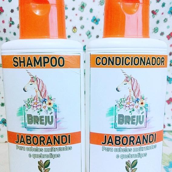 Shampoo E Condicionador De Jaborandi 350 Ml