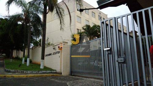 Imagem 1 de 25 de Apartamento Com 3 Dormitórios À Venda, 68 M² Por R$ 215.000,00 - Jardim Indianópolis - Campinas/sp - Ap6808
