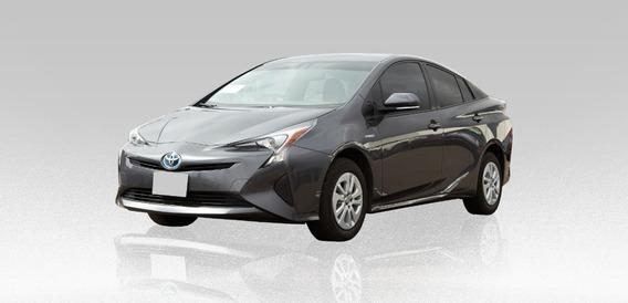 Toyota Prius Base 1.8l 2017 Gris 5 Puertas