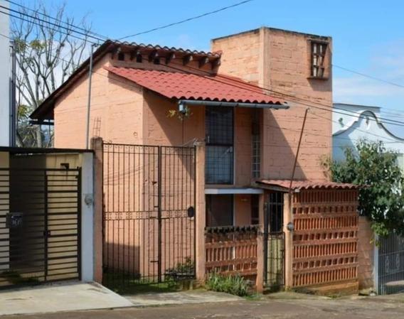 Casa En Venta En Fraccionamiento Santa Rosa Xalapa