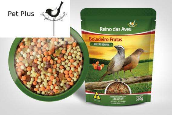 Boiadeiro Frutas - Reino Das Aves 500g
