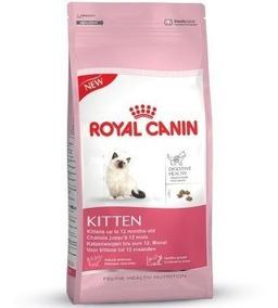 Ração Royal Canin Kitten Para Gatos Filhotes 7,5 Kg