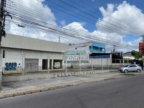 Galpão Para Alugar, 800 M² Por R$ 20.000,00 - Cidade Nova - Manaus/am - Ga0186