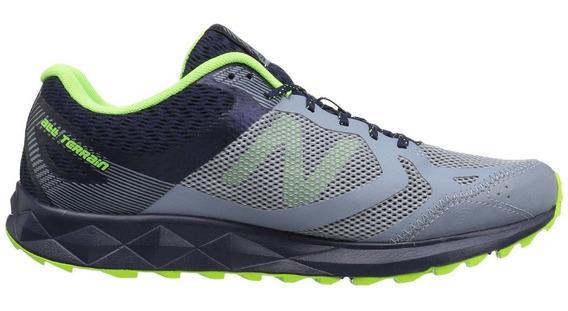 Zapatillas New Balance Mt590lc3 Trail Envíos A Todo El País