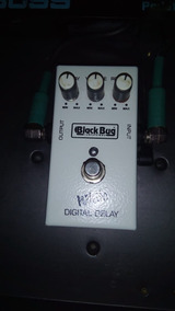 Pedal Delay Black Bug