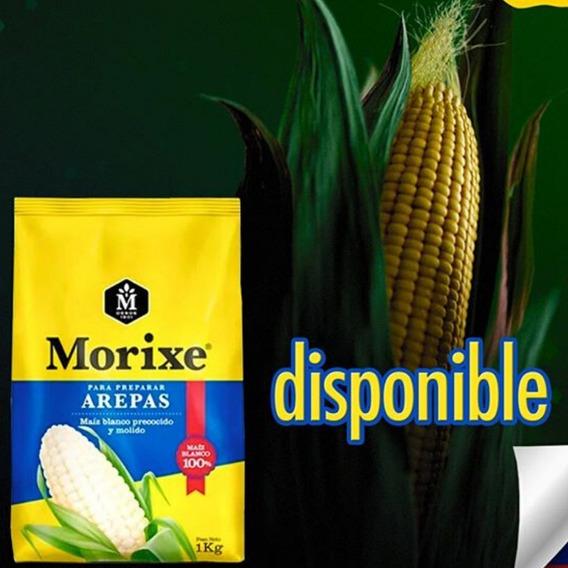 Harina Morixe Trigo Arepa 1 Kilo Oferta Tequeños Tipo Pan