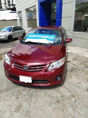 Corolla Gli 2013 45mil Km Unico Dueño