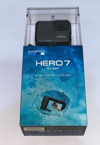 Gopro Hero7 Silver (com Nota Fiscal - Leia Na Descrição)novo