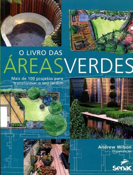 Livro Das Areas Verdes, O - Senac