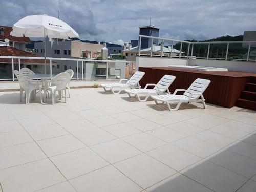Cobertura Com 2 Dormitórios À Venda, 214 M² Por R$ 850.000,00 - Ingleses - Florianópolis/sc - Co0255