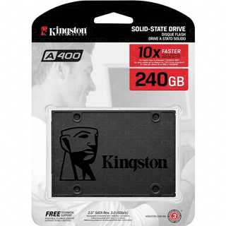 Ssd 240gb Kingston A400 7mm 10x