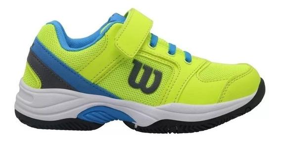 Zapatillas Wilson Set Niño