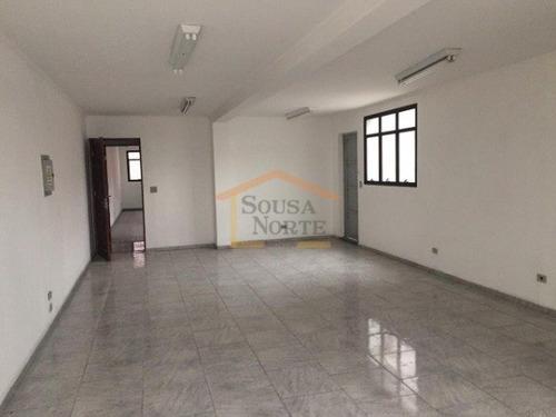 Predio Comercial, Aluguel, Santana, Sao Paulo - 12135 - L-12135