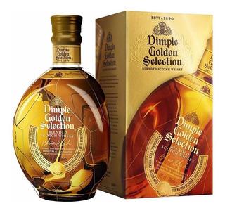 Whisky Dimple Golden Selection C/hilo De Oro Envío Gratis